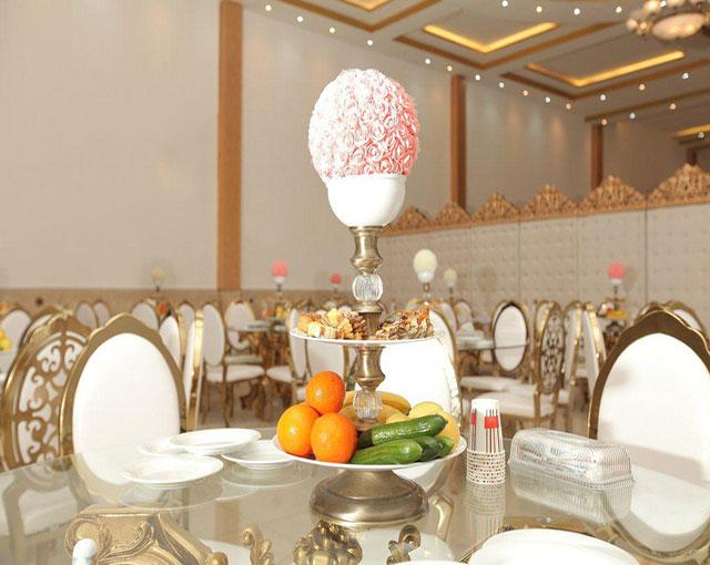 تالار پذیرایی قصر شرق جهت برگزاری مراسم ترحیم در اصفهان