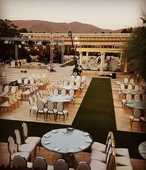 باغ تالار ملودی مناسب پذیرایی و برگزاری مراسم ترحیم در شیراز