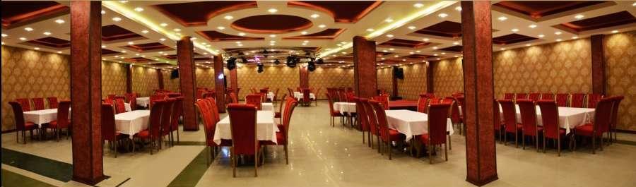 برگزاری مراسم ترحیم در تالار جهانگردی شیراز