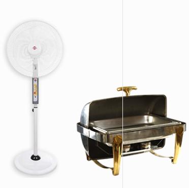 اجاره تجهیزات گرمایشی و سرمایشی