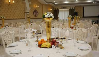 تالار آریسا مشهد مناسب برگزاری مراسم ختم