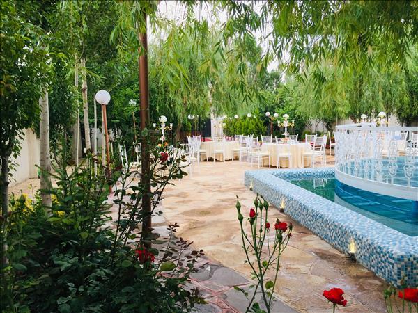 باغسرا الما مناسب برگزاری مراسم ختم در مشهد