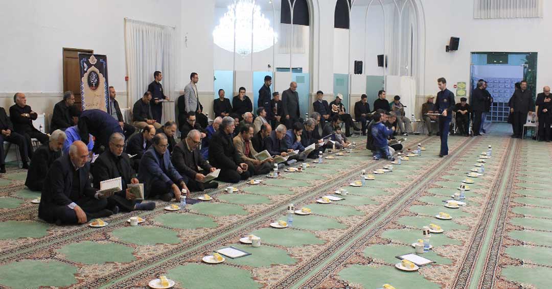 رزرو مسجد غدیرباباعلی-بلوار ارشاد در مشهد