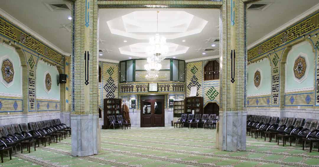 مسجد امام حسن مجتبی(ع)