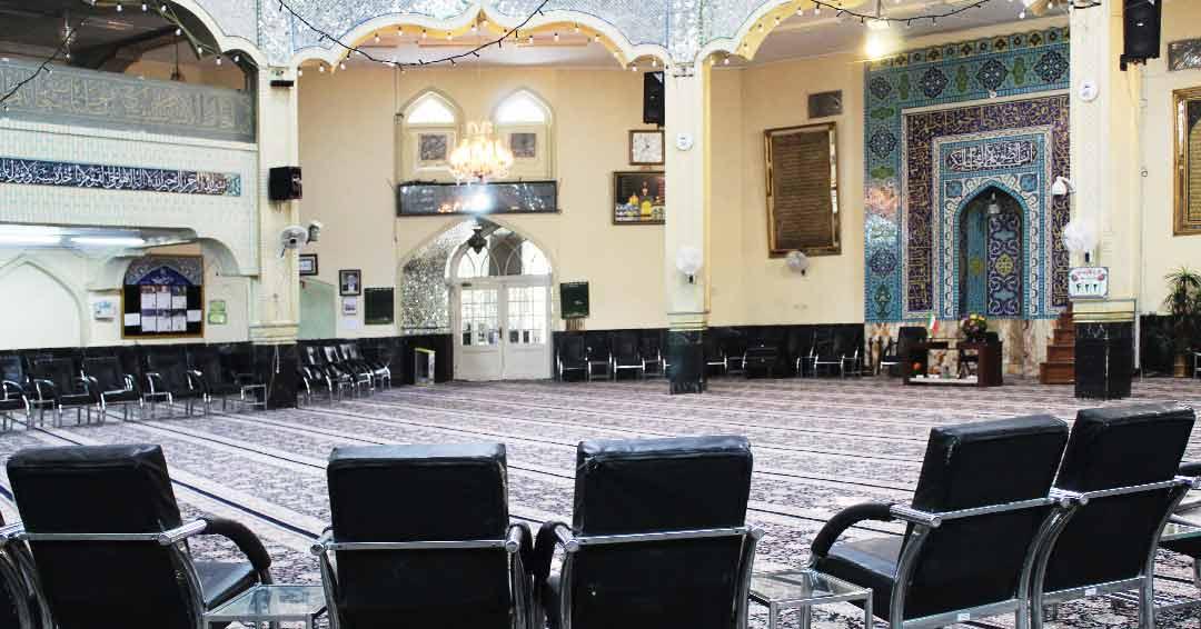 مسجد امام سجاد (ع)