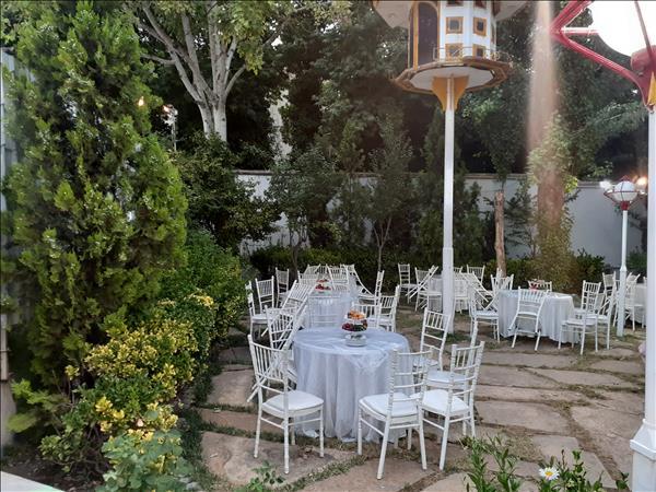 باغسرای زعفرانیه مناسب برگزاری مراسم ختم در مشهد