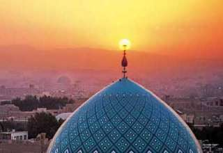 رزرو مسجد شهید شمعچیان جهت برگزاری مراسم عزا در تبریز
